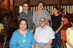 10062019 María del Sol, Rocío, Martha, Elida y Javier.