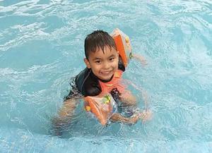 09062019 Adam Emmanuel cumple 4 años. Lo festejaron con sus amiguitos.