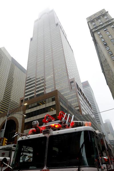 El suceso tuvo lugar a la altura del número 787 de la Séptima Avenida.