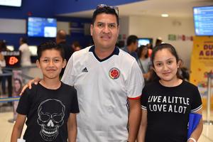12062019 Héctor, Ricardo y Natalia Luna.