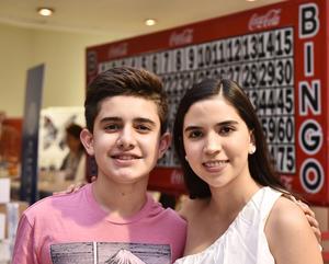 12062019 Diego Vera y Melisa González.