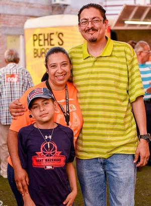 13062019 Carlos, Patricio, Sebastián y Eloísa.