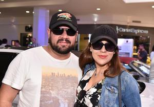 13062019 Jaime Pacheco y Raquel Flores.