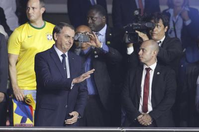 Comienza la Copa América