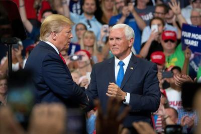 El lenguaje apocalíptico y las críticas permitieron ver claramente que la campaña de Trump para 2020 probablemente será muy similar a su postulación hace tres años.