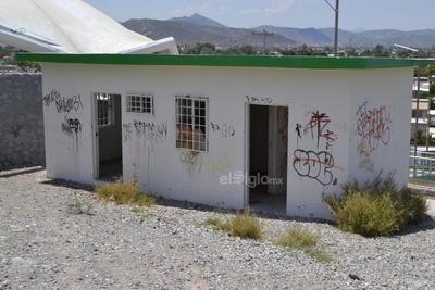 En agosto del año pasado, autoridades municipales prometieron la rehabilitación de este espacio recreativo.