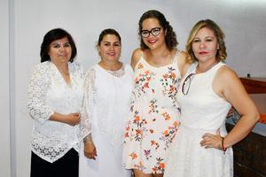 21062019 Gricelda, Gabriela, María Elena y Verónica.