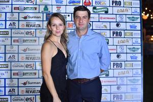 Andreza y Antonio