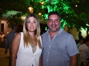 Ana Sofía y Ernesto