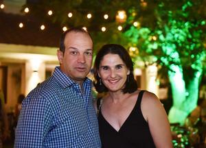 Javier y Beatriz