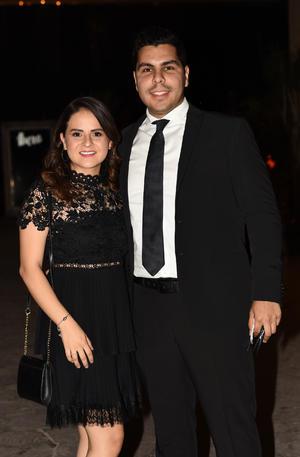 Alejandra y Sergio