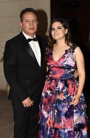 Leonel y Ana Paola