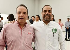 Guillermo Prieto y Armando Mercado