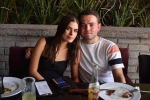 Ana Paula y Diego