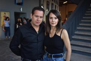 Arturo y Liliana