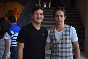 Jaime y Arturo