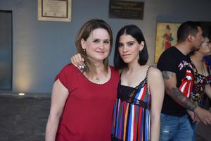 Magaly y Margarita