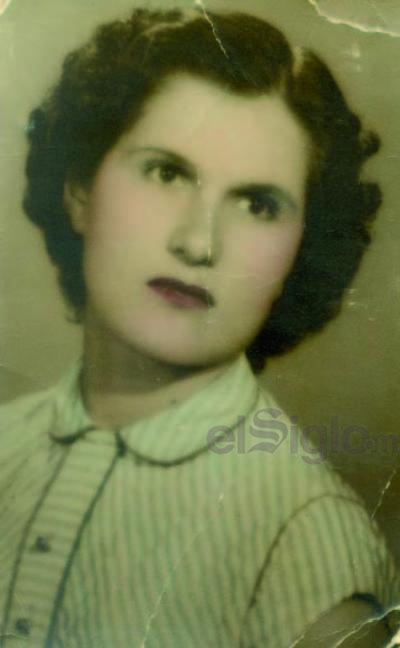 Juanita Ruiz Mayorga cumple 95 años el 24 de junio.