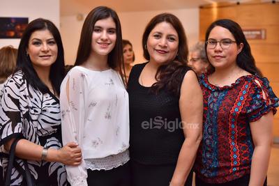 22062019 Olga, Victoria, Imelda y Jackie.