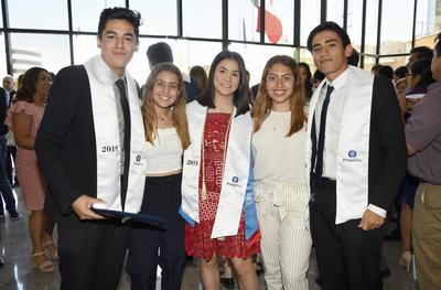 22062019 Judas, Romina, María Paula, Amina y Paco.