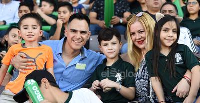 22062019 Rubencito, Miguel, Miguelito, Sandy y Paulina.