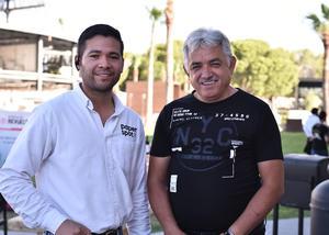 23062019 José Gutiérrez y Manuel Ugalde.