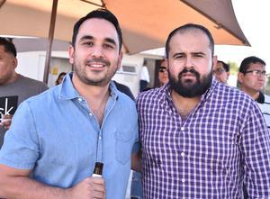 23062019 Agustín Anaya y Carlos González.
