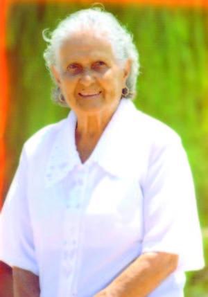24062019 CUMPLE 95 AñOS.  Juanita Ruiz Mayorga.