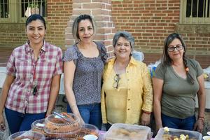 24062019 Laura, Ana Cecilia, Margarita y Miranda.