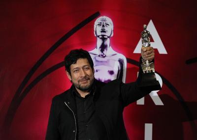 El actor Luis Tellez