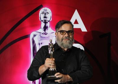 El actor Pedro Guijarro