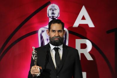 El actor Tomás Barreiro