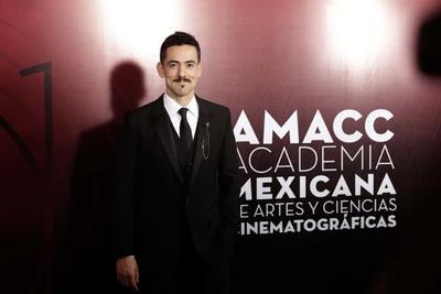 El actor Luis Gerardo Méndez