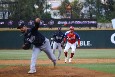 Jorge Luis Castillo se llevó el descalabro.
