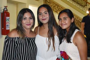 27062019 Yadira, Fernanda y Mary Jose.