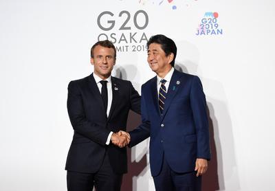 Los debates de la cumbre del G-20 iniciaron con una primera reunión sobre la economía digital, seguida de la primera sesión de las discusiones formales de los líderes.