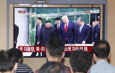 Trump ha elogiado en público a Kim con la esperanza de mantener vivo un acuerdo, y en las últimas semanas ambos han intercambiado cartas elogiosas.