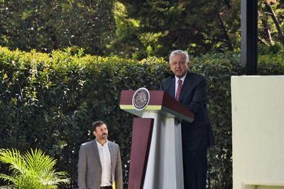 Dijo a los elementos que son la vanguardia de la Cuarta Transformación del país.