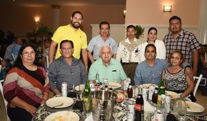01072019 Araceli, Susana, Paty, Moisés, Daniel, Jorge, Eduardo, José de Jesús, Jesús y Orlando.