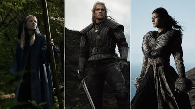 Netflix revela las primeras imágenes de la serie The Witcher