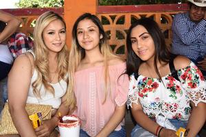 02072019 César, María Inés, Vero y Martha Irene.