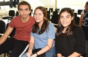02072019 Gibrán, América, Sherlyn y Stephaníe.