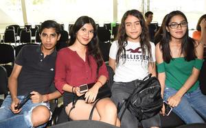 02072019 Mariana, Diana, Melaníe y Nailea.