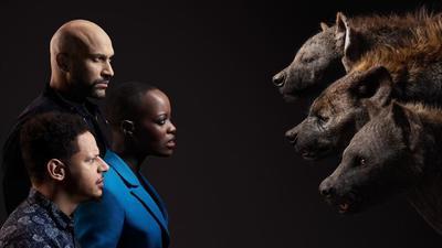 Keegan- Michael Key, Eric André y Florence Kasumba darán voz a las hienas.