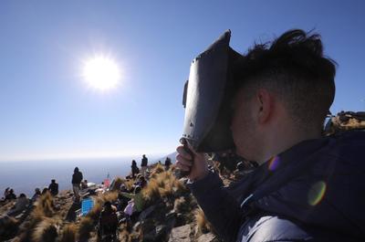 Por orden, disfrutaron el 100 % del eclipse las regiones de La Rioja, San Luis, Córdoba, Santa Fe y Buenos Aires, en una franja de totalidad que solo tuvo 150 kilómetros de ancho.