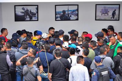 El miércoles, autoridades militares y civiles hicieron la presentación oficial de la Guardia Nacional en el estado de Guerrero, en el sur de México, una de las regiones más violentas del país, y en otras regiones como Jalisco.