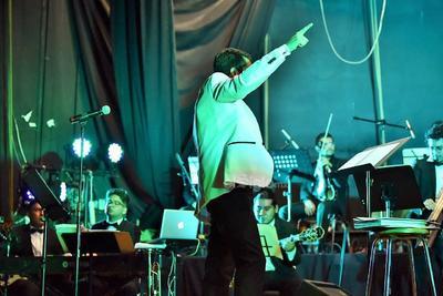 Big Band Jazz Coahuila tuvo su primera presentación ante los laguneros.