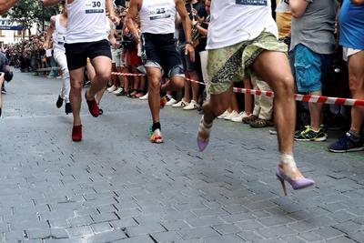 La carrera es un evento deportivo tradicional en Madrid.