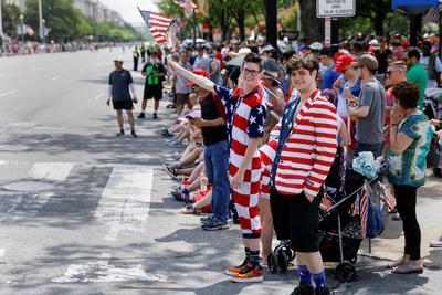USA FOURTH OF JULY