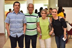 05072019 Julián, Adrián, Lety y Karla.